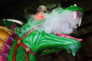 Smokin Dragon