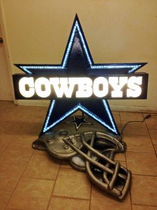 Cowboy's Display